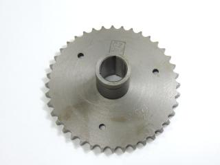 Wheel  of clutch - chain - Panelka - single - Jawa,CZ
