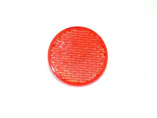 Reflector - RED 62mm - universal