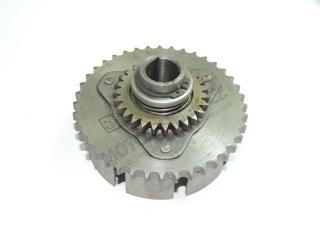 Wheel  of clutch - chain - Jawa,CZ - 125,175