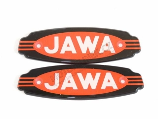 Logo of tank JAWA- Californian -Set