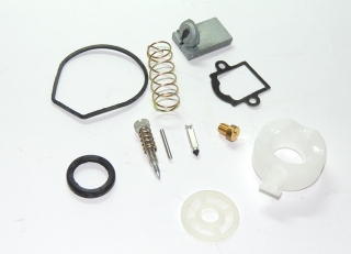 Carburetor set - repair kit - Babetta - Dellorto