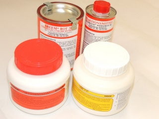 Tank repair small kit (3x12L)