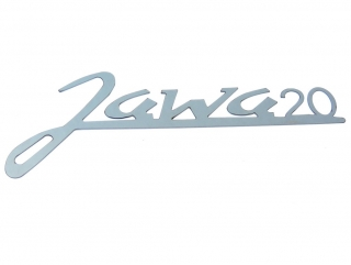 Plate  JAWA 20 - stainless steel
