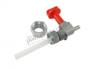 Fuel tap, down outlet - Babetta