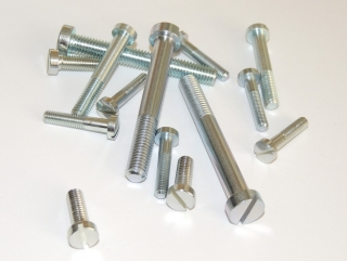 Set external visible screws - Jawa 20-21-23