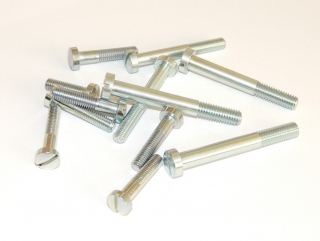 Set external visible screws - Jawa 550,555,05