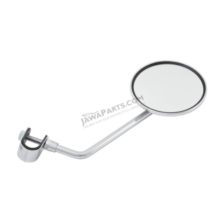 Mirror round (M8x1,25), CHROME - UNI