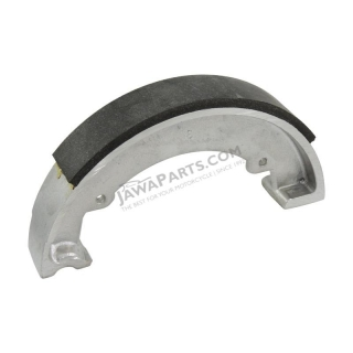 Brake shoe, 160 mm - JAWA Pérák