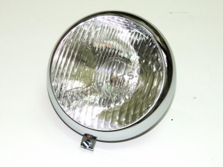 Headlight - ČZ 125/150 B,C,T