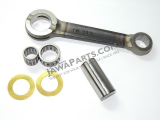 Connecting rod set-o 16 - Jawa 350 / 634-640 (TW)