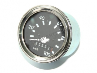 Revcounter Simson - up to 100 km/h