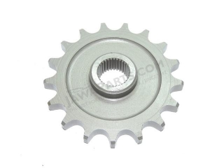 Sprocket wheel 17t - ČZ 125/150