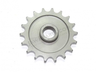 Sprocket wheel 18t - ČZ 125/150