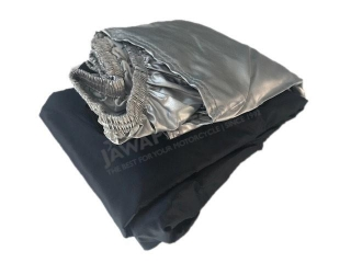 Protective cover for bike 232x100x125 cm (size L) - UNI