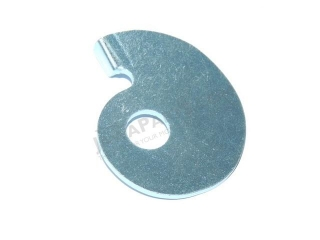 Chain tensioner, left - Babetta 207