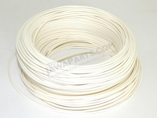 Cable 1.5 mm - WHITE (price per meter)