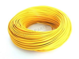 Cable 1.5 mm - YELLOW (price per meter)