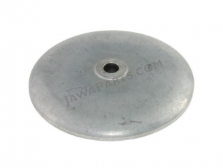 Lid of wheel hub, ALUMINIUM - Simson