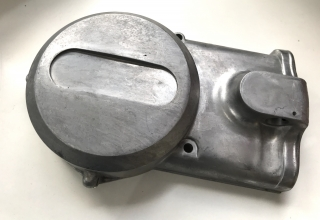 Lid of box RIGHT, ALUMINIUM - Simson