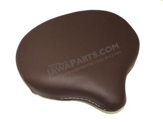 Seat FRONT, DARK BROWN - Pérák