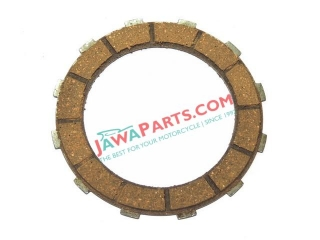 Clutch plate - Simson S50