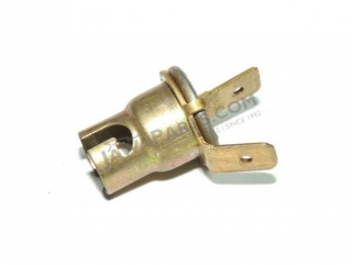 Bulb socket - 2 contacts