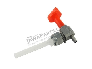 Fuel tap, side outlet - Babetta 210