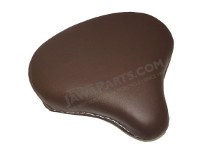 Seat REAR, DARK BROWN - Pérák