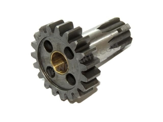 Wheel with hub 19t - Californian, Bizon
