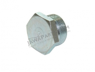 Nut of front fork - JAWA 350 638,639