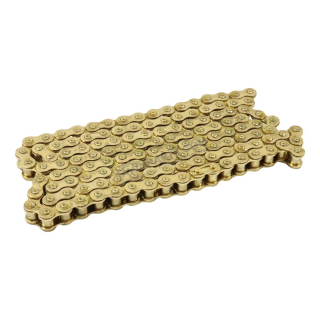 Chain, secondary 130 links 1/2 x 5/16, GOLD (CZ) - JAWA, ČZ, MZ
