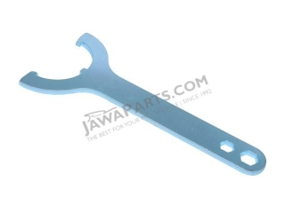 Adjustment key of rear shock absorbers - Babetta