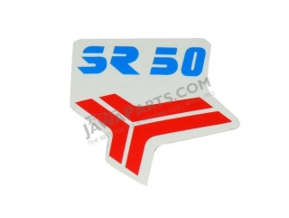 Sticker of cover SR 50 - Simson SR