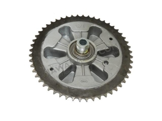 Rosette 52t, complete with tenon 52t - JAWA 350 634-640