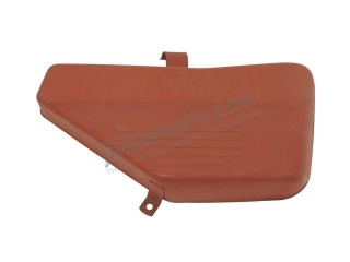 Side cover RIGHT, base paint - JAWA 350 638-639