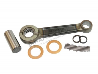 Connecting rod set, piston pin 16, needle cage (CKR) - ČZ 476,477