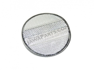 Reflector front, round, diameter 65 mm - UNI