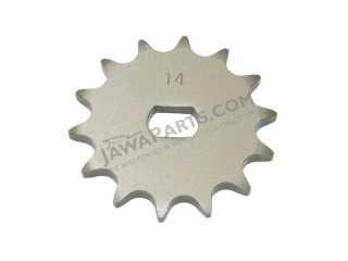 Chain wheel 14t - Babetta 225, Stella