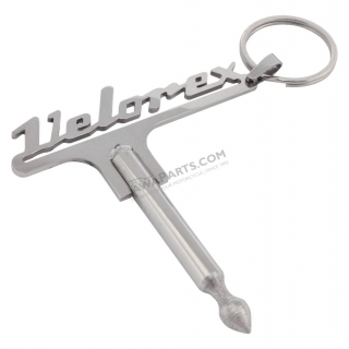 Key ring - VELOREX inscription (BOSCH key)
