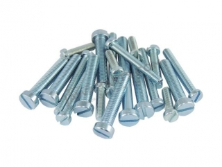 Set of engine screws - JAWA 350 638-640