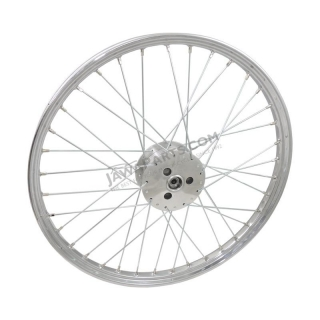 "Wheel complete 19"" (New wheel hub CZ), ZINC - Stadion, Jawetta"