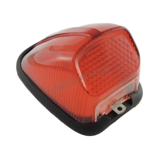 Cover of rear lamp with rubber (SK) - JAWA Panelka