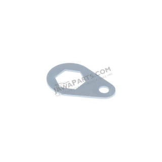 Washer for set of height of headlight- JAWA 350 639
