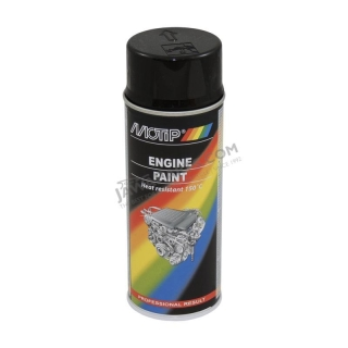 MOTIP - Engine paint, BLACK
