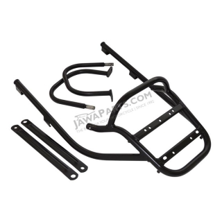 Luggage carrier, complete (CZ) - JAWA 350 640