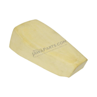 Seat foam - ČZ 125/250/400 type 996,997,998
