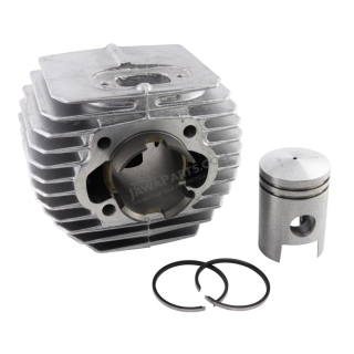 Cylinder 40,00, complete (ALMOT) - JAWA 50 05,20-23