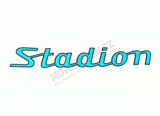 Sticker Stadion, BLUE