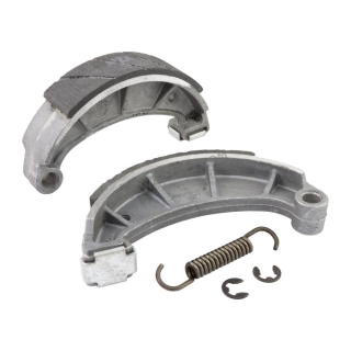 Brake shoes, SPORT tuning (MZA), set - Simson