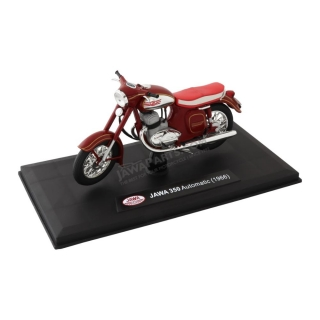 Model JAWA 350 Panelka Automatic (1966) 1:18, RED